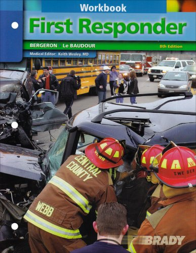 9780132447478: Student Workbook for First Responder, 8th Edition