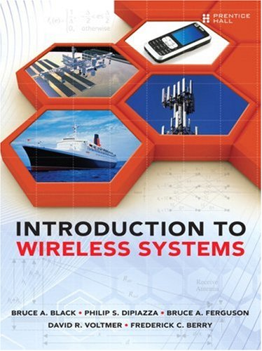 9780132447898: Introduction to Wireless Systems