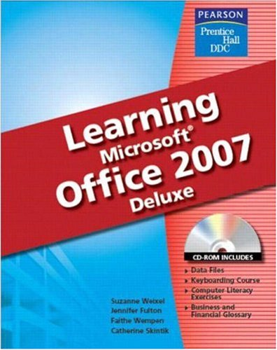 9780132448598: Learning Microsoft Office 2007 Deluxe