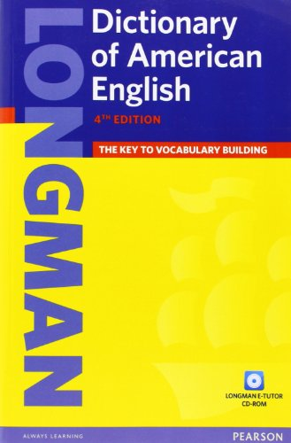 9780132449779: Longman Dictionary of American English, 4th Edition (paperback with CD-ROM) (4th Edition)