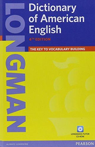 9780132449793: Longman Dictionary of American English