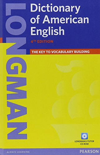 9780132449793: Longman Dictionary of American English, 4th Edition (hardcover with CD-ROM) (4th Edition)