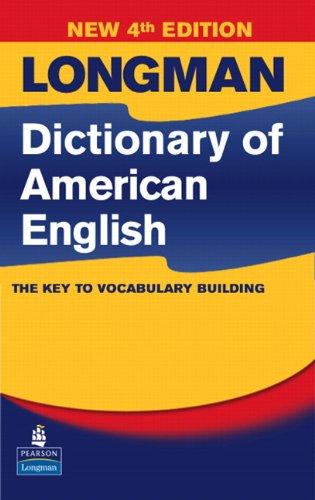 Longman Dictionary of American English, 4th Edition