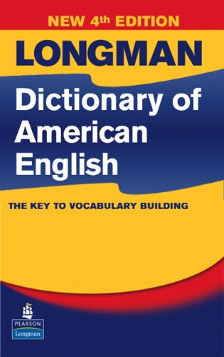 9780132449809: Longman Dictionary of American English, 4th Edition (paperback without CD-ROM) (4th Edition)