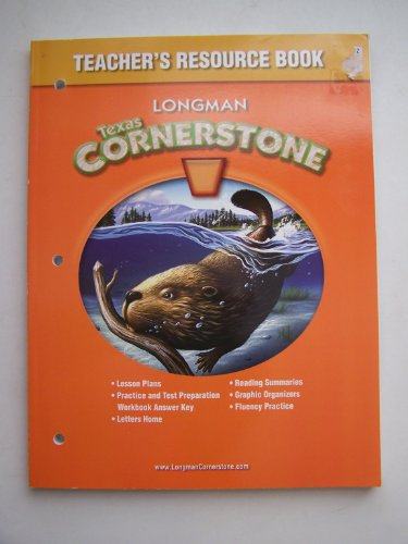 9780132450492: Longman's Texas Cornerstone ~ Teacher's Resources Book (Level 4)