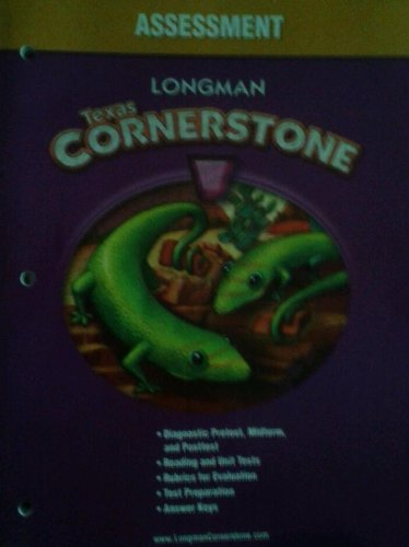 9780132450553: Longman Texas Cornerstone Assessment Grade 3 (Workbook)
