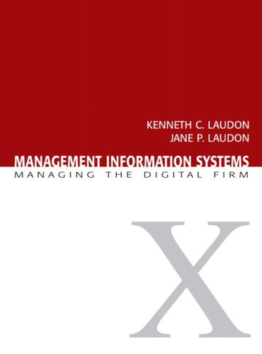 9780132450652: Management Information Systems: Managing the Digital Firm & Multimedia Student CD Value Package (includes VangoNotes Access)