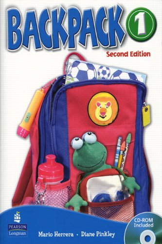 9780132450812: Backpack 1 with CD-ROM (2nd Edition)
