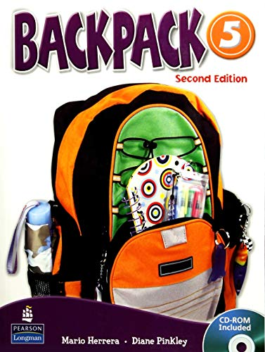 9780132450867: Backpack 5 with CD-ROM
