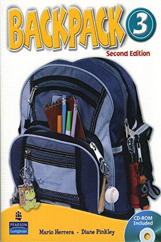 9780132451055: BACKPACK (2/ED.) 3 - AMERICAN ENGLISH - TEACHER'S