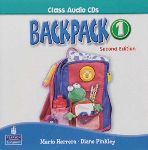 Backpack 1 Class Audio CD