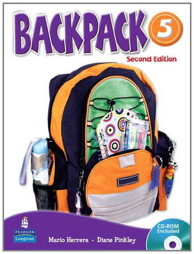 9780132451390: Backpack Picture Cards: Levels 5 & 6