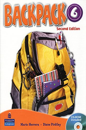 9780132451529: Backpack: Workbook Bk. 6