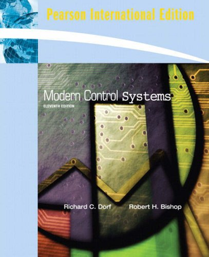 9780132451925: Modern Control Systems: International Edition