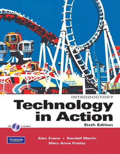 9780132452618: Technology In Action, Introductory (6th Edition)