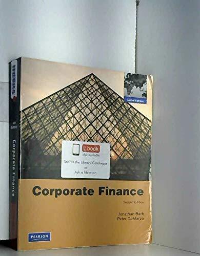 9780132453226: Corporate Finance with Myfinancelab, 2nd Edition