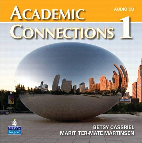 9780132454742: Academic Connections 1 Audio CD