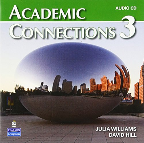 9780132454766: Academic Connections 3. CD (full course and assessment audio)