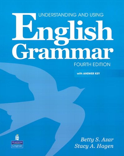 9780132455466: Understanding and Using English Grammar Student Book with Answer Key and Workbook Pack (4th Edition)