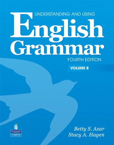 9780132455473: Understanding and Using English Grammar Student Book Vol. B w/Audio CD and Workbook B (with Answer Key) Pack (4th Edition)
