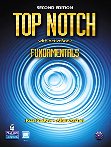 9780132455572: Top Notch Fundamentals with ActiveBook: Fundamentals