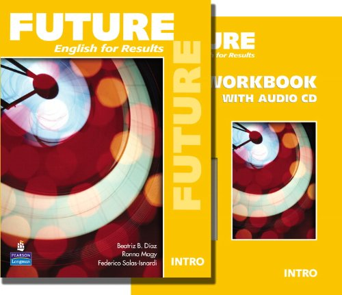 9780132455787: Future Intro Package: Student Book (with Practice Plus CD-ROM) and Workbook