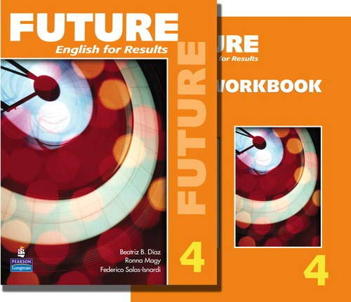 9780132455794: Future 4 package: Student Book (with Practice Plus CD-ROM) and Workbook