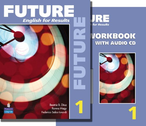 9780132455817: Future 1 Package: Student Book (with Practice Plus CD-ROM) and Workbook (Future English for Results)