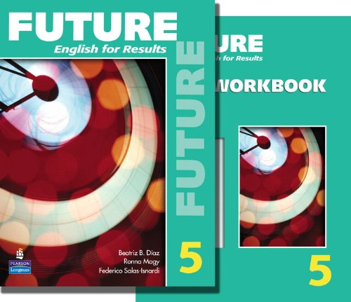 9780132455824: Future 5 Package: Student Book (with Practice Plus CD-ROM) and Workbook)