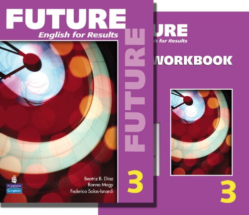 9780132455831: Future 3 Package: Student Book (with Practice Plus CD-ROM) and Workbook)