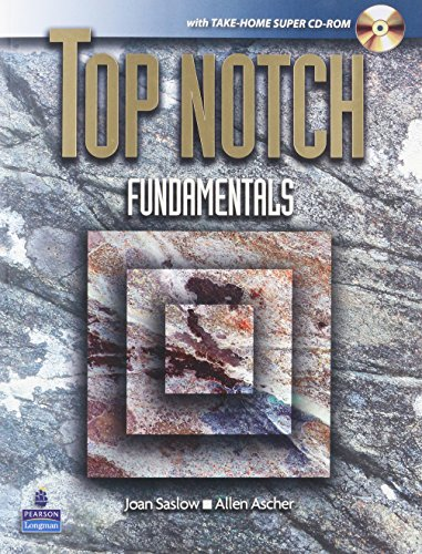 9780132458337: Top Notch Fundamentals with Super CD-ROM and MyTopNotchLab