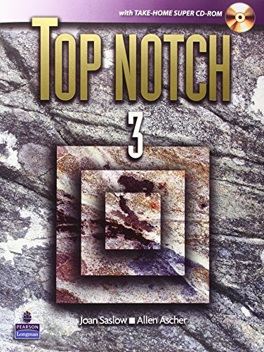 9780132458368: Top Notch 3 with Super CD-ROM and MyTopNotchLab