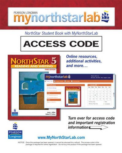 9780132460583: MyNorthStarLab, NorthStar Reading and Writing 5 (Student Access Code Only)