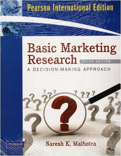 9780132460811: BASIC MARKETING RESEARCH & SPSS 16.0 CD PKG: International Edition