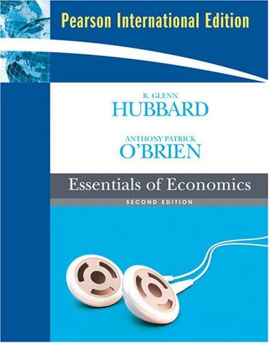9780132460958: Essentials of Economics