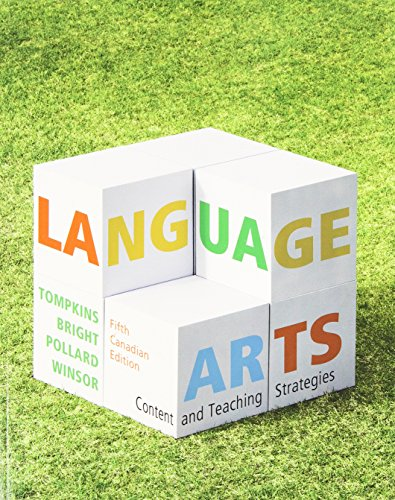 9780132461146: Language Arts: Content and Teaching Strategies, Fifth Canadian Edition Plus MyEducationLab with Pearson eText -- Access Card Package (5th Edition)