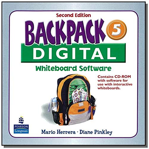 9780132461672: BACKPACK 5 INTERACTIVE WHITEBO