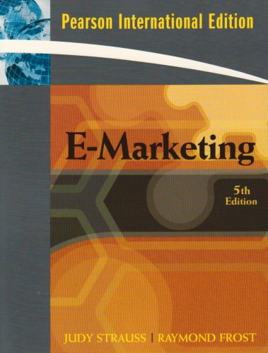 9780132461849: E-Marketing