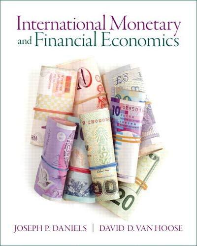 9780132461863: International Monetary & Financial Economics (Pearson Series in Economics)