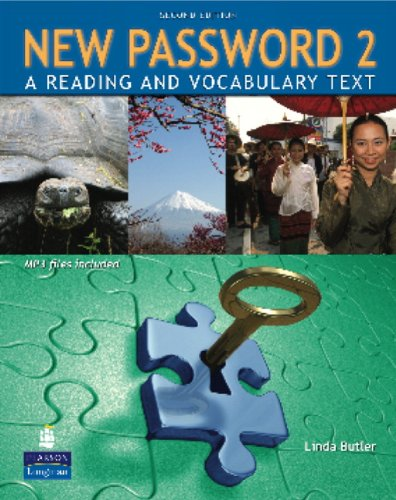 9780132463010: New Password 2: A Reading and Vocabulary Text (with MP3 Audio CD-ROM)