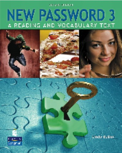 9780132463027: New Password 3: A Reading and Vocabulary Text, 2nd Edition