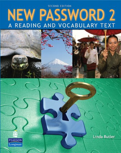 9780132463065: New Password 2: A Reading and Vocabulary Text (without MP3 Audio CD-ROM)