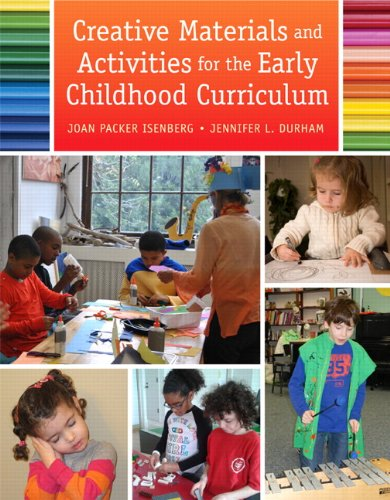 9780132463126: Creative Materials and Activities for the Early Childhood Curriculum
