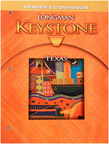 Longman Keystone Texas Reader's Companion Course 1B: Anna Uhl Chamot;