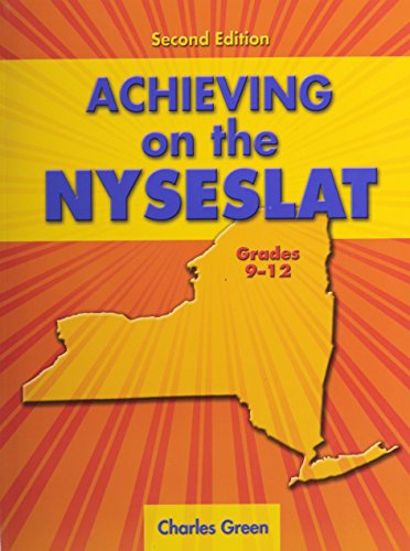 9780132463850: ACHIEVING NYSESLAT STUDENT WORKBOOK