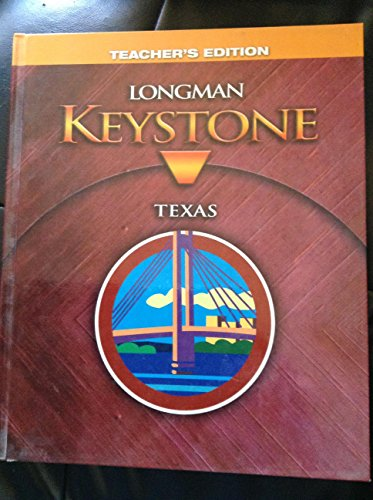 9780132464055: Longman Keystone Texas Course 1A (Teacher's Edition)