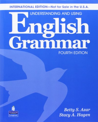Understanding Using Engl Grammar Internatl SB w/AudioCD;