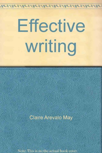9780132465137: Effective writing: A handbook for accountants