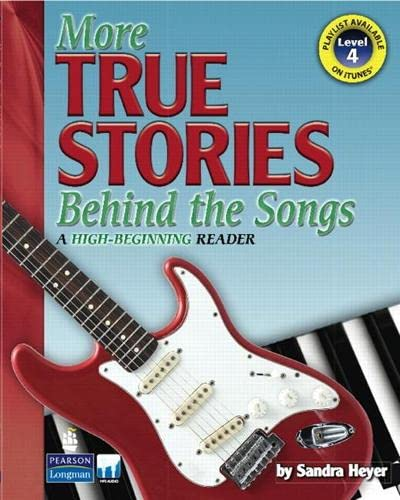 9780132468053: More True Stories Behind the Songs: A High-Beginning Reader