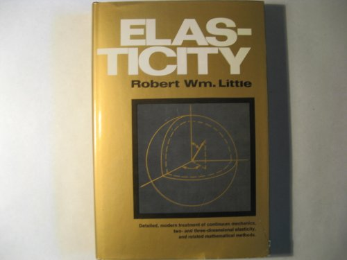 Elasticity (Civil Engineering Mechanics Series)